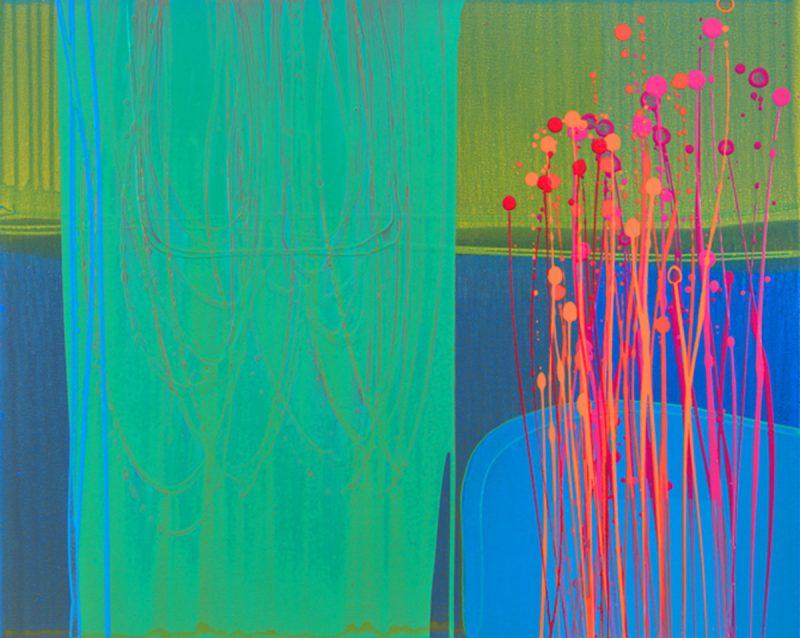 Charlotte Cornish Contemporary Artist Going Through II