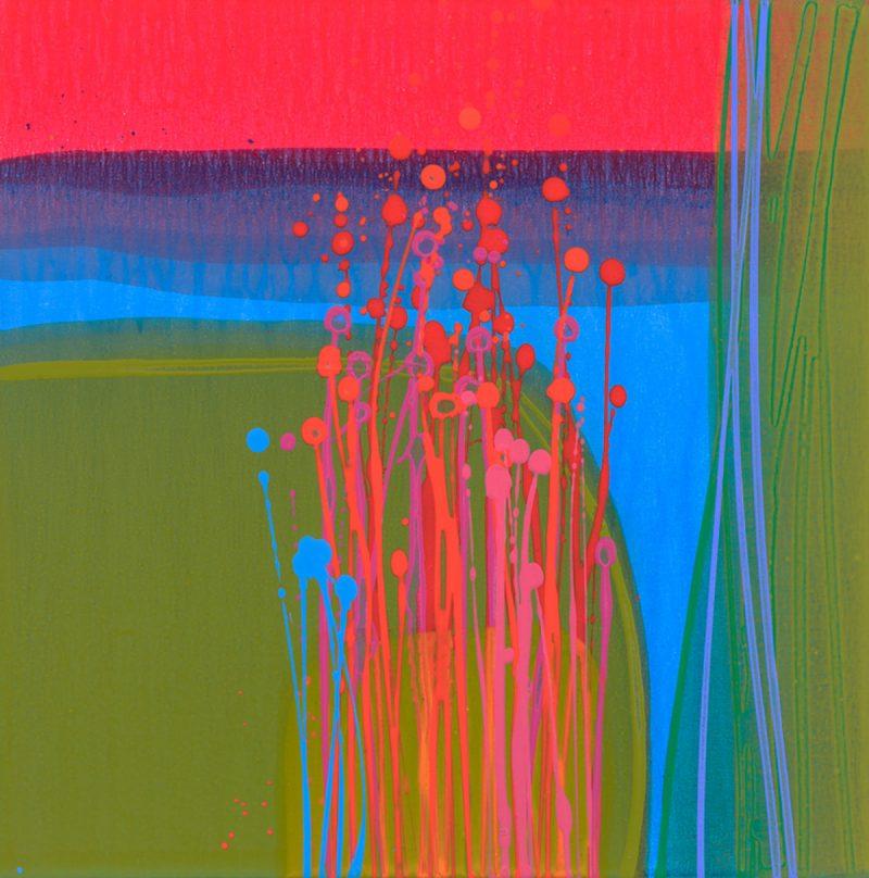 Charlotte Cornish Contemporary Artist Rothay IV